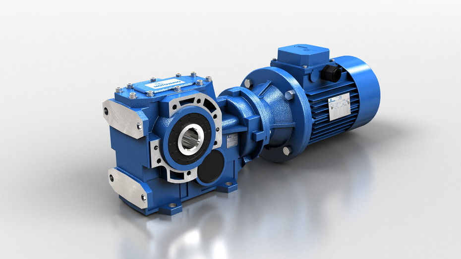 Motovario - Helical Bevel Gear Reducers - ERS - Sales Gear Boxes