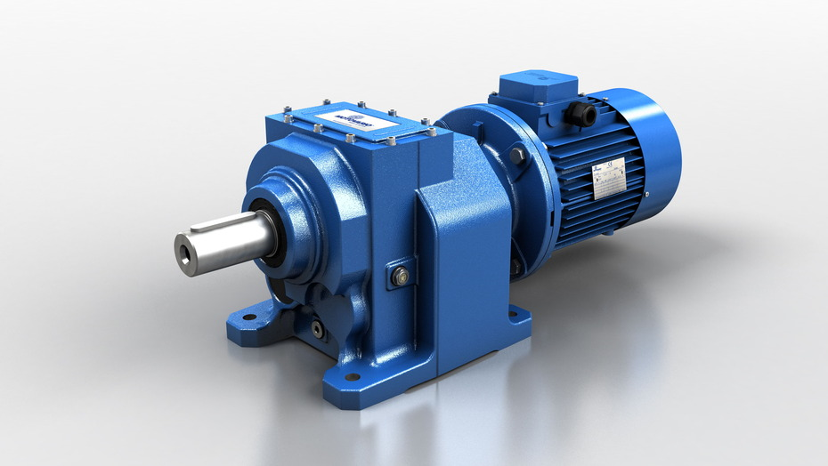 Motovario - Helical Gear Reducers - ERS - Sales Gear Boxes