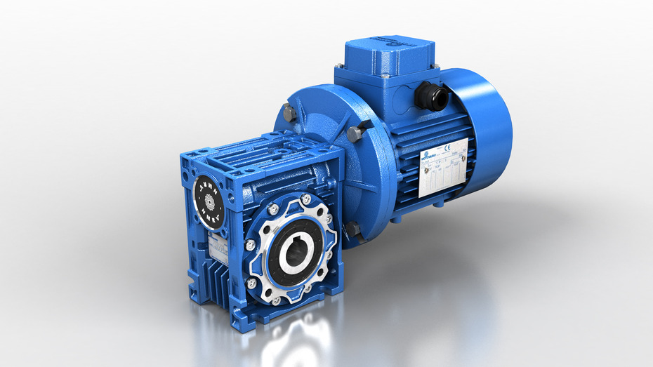 Motovario - Worm Geared Motors - ERS - Sales Gear Boxes